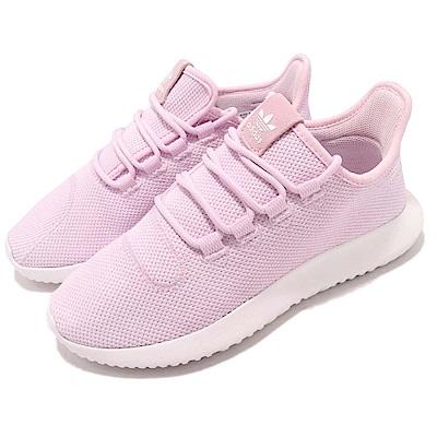 adidas 休閒鞋 Tubular 小粉鞋 女鞋