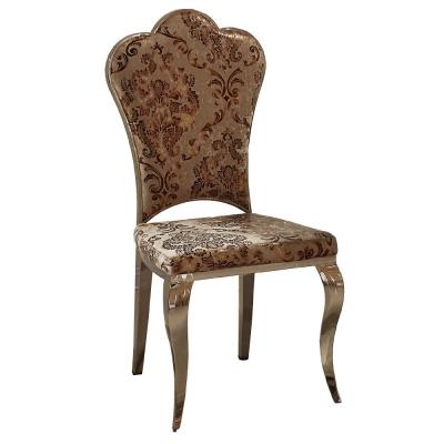 AT HOME - 富貴餐椅 56x48x107cm