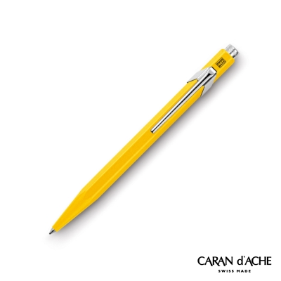 CARAN dACHE 卡達 - Office│line 849系列 經典黃 原子筆