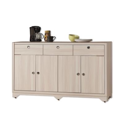 Bernice-威利斯5尺碗盤收納餐櫃-150x41x90cm