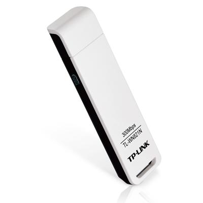 ★Yahoo獨家價格★TP-LINK  TL-WN821N 300Mbps USB無線網路卡