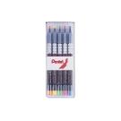 【Pentel飛龍】S512 五色入螢光筆(3組)