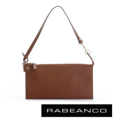 RABEANCO-迷時尚系列手拿包-深駝