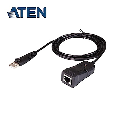 ATEN USB 轉 RJ-45 (RS-232) Console 轉換線