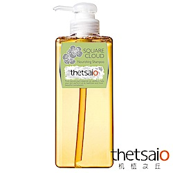 thetsaio 機植之丘 四方雲修護養髮洗髮乳 600ml