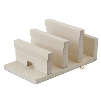 Marukan 鳥 天然木材 跨欄玩具 MB~111