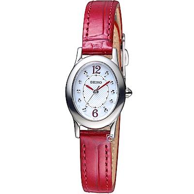 SEIKO精工vivace漫遊巴黎簡約太陽能腕錶(V117-0CR0A SWFA175J)
