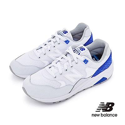 New Balance 580復古鞋MRT580MJ中性白色