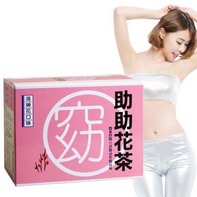 亞山娜生技 助助花茶(20包/盒)