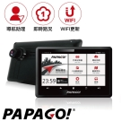 PAPAGO!WayGO 810  5吋WI-FI衛星導航行車紀錄器-急速配