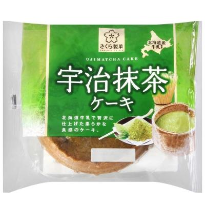 SunLavieen 宇治抹茶蛋糕(190g)