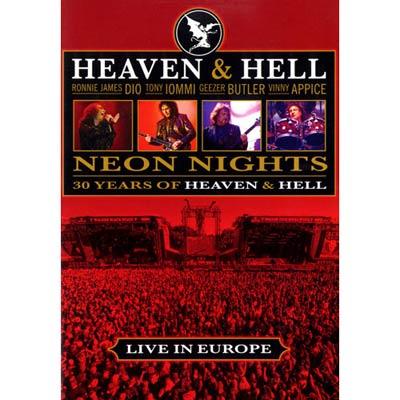 天堂與地獄:光耀黑夜 - 威肯音樂節現場  DVD