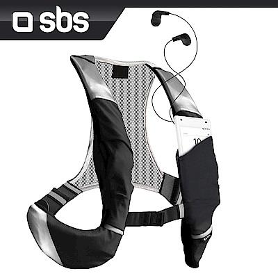 sbs 運動輕型收納置物背心
