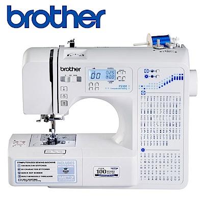 日本brother FS-101縫紉機 One-O-One