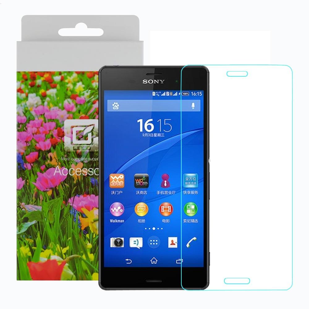 玻璃膜專家 Sony Xperia Z3 9H 弧面0.33mm鋼化玻璃防爆保護貼