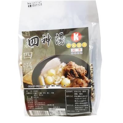 展瑄 四神湯調理包(120g)