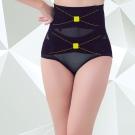 塑身褲 420丹2次方雙X加壓 ThreeShape 晶鑽紫 M-3XL