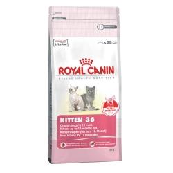法國皇家 幼母貓K36 貓飼料 10公斤 x 1包