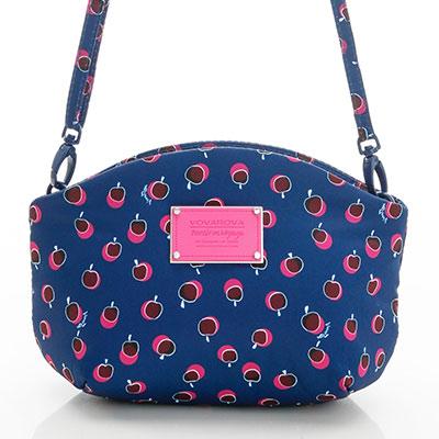 VOVAROVA空氣包-去約會側背包-我的小蘋果(富士紅)-法國設計系列