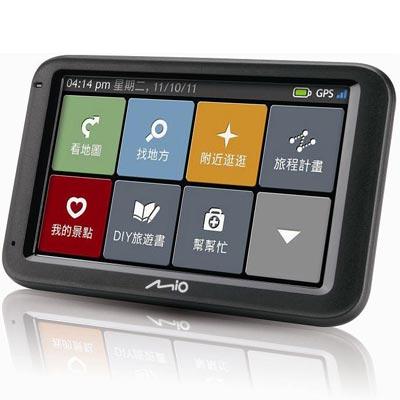 Mio Classic 500 5吋超薄GPS衛星導航