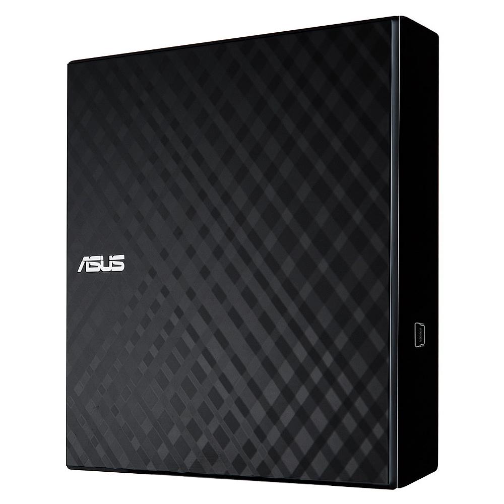ASUS華碩SDRW-08D2S-U超薄USB外接DVD燒錄機