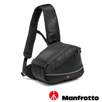 Manfrotto 曼富圖 Active Sling I 專業級三角斜肩包 I