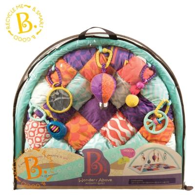 美國 B.Toys 熱氣球健力墊