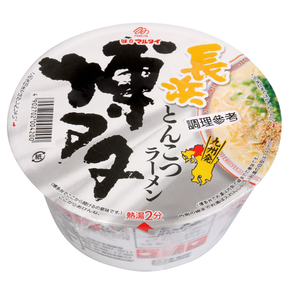 Marutai 長濱豚骨博多拉麵(77g)