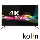KOLIN歌林 49吋 4K 聯網LED顯示器 +視訊盒 KLT-49EU01