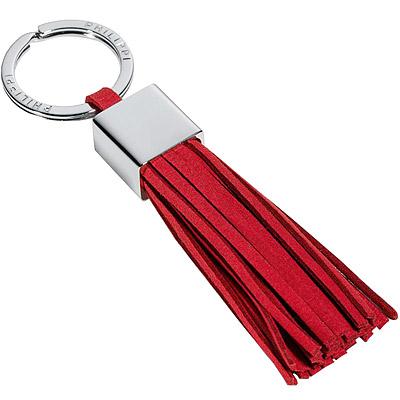 PHILIPPI 流蘇鑰匙圈(紅)