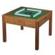 東方不敗ST002實木餐桌電動麻將桌-除濕熱