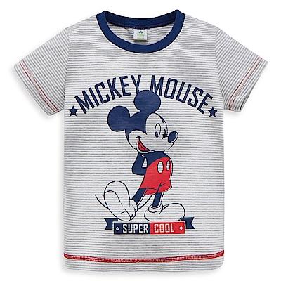 Disney 米奇系列經典條紋上衣 (2色可選)