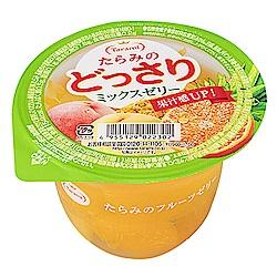 Tarami達樂美 果凍杯-什錦水果(230g)