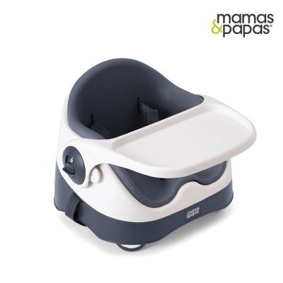 Mamas & Papas三合一都可椅/餐椅-潛艇藍