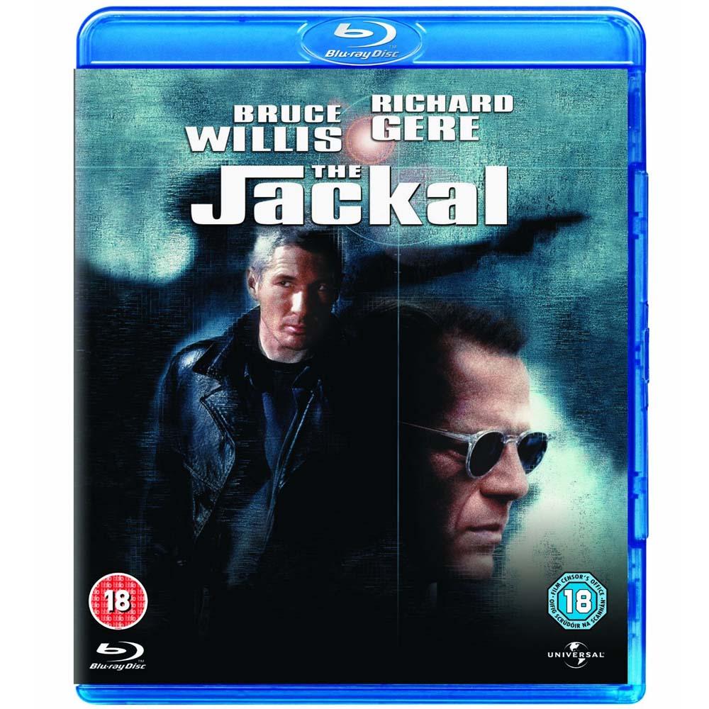 絕對目標:豺狼末日 THE JACKAL  藍光 BD