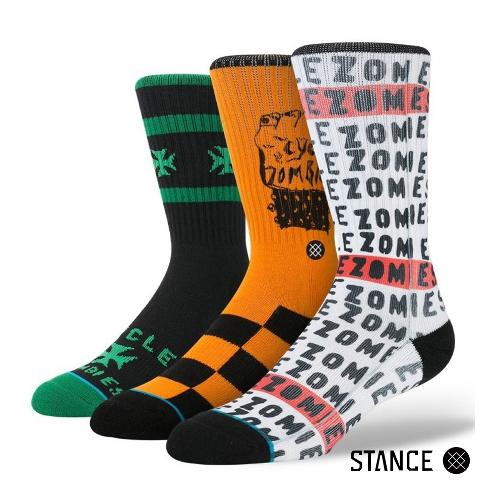 STANCE CYCLE ZOMBIES-男襪-Cycle Zombies