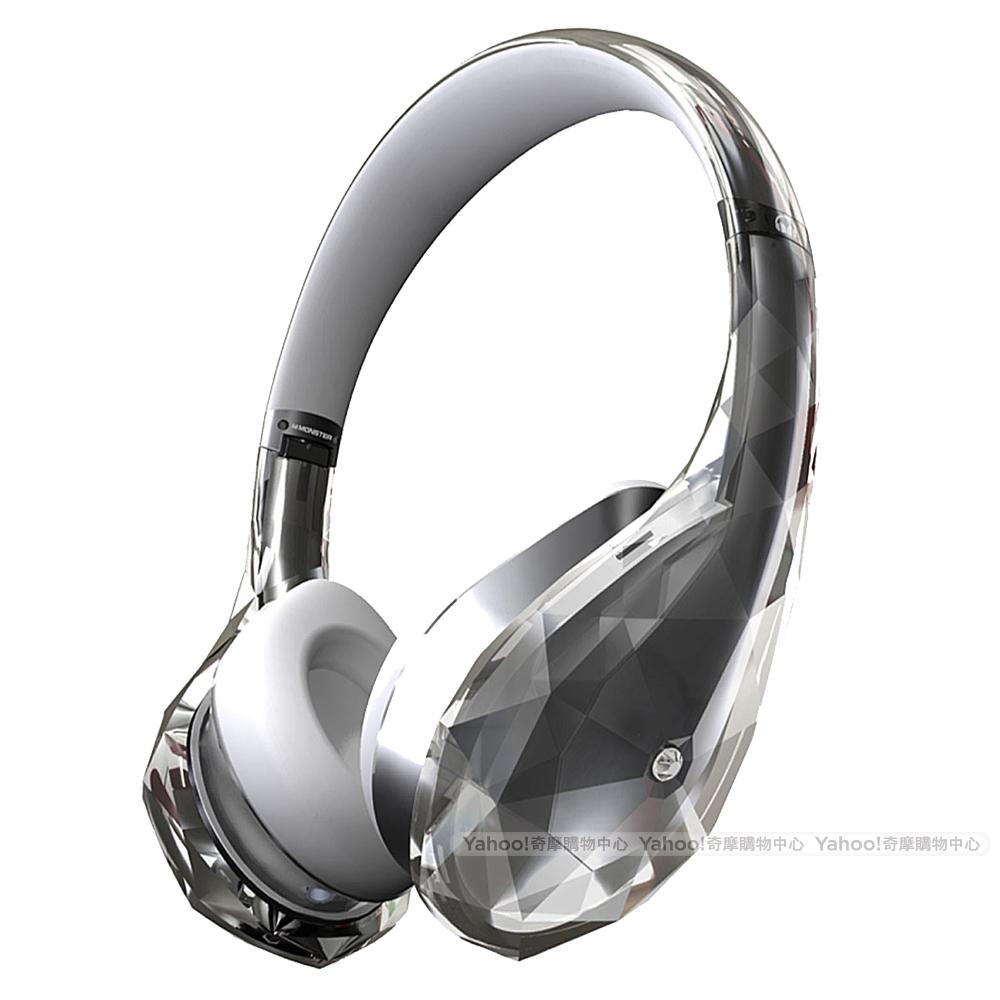 Monster Diamond Tears Edge 鑽石造型 頭戴可摺疊耳機
