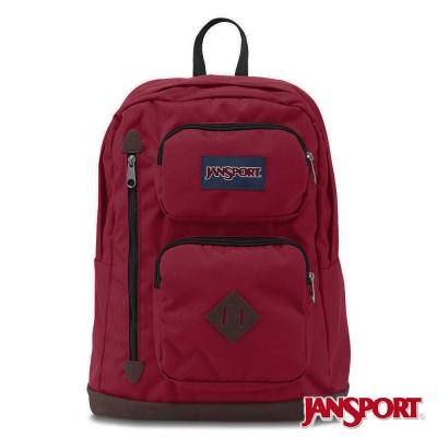 JanSport -AUSTIN系列校園後背包 -聖誕紅