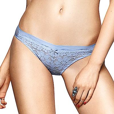 黛安芬-記憶枕系列內衣M-EL低腰內褲(活力湛藍)