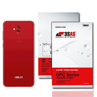 iMos ASUS Zenfone 5Q 3SAS 背面保護貼