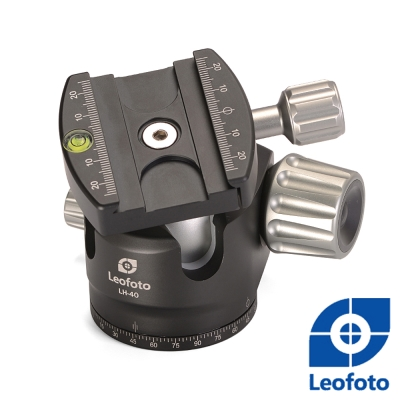Leofoto徠圖 低重心球型雲台-LH40