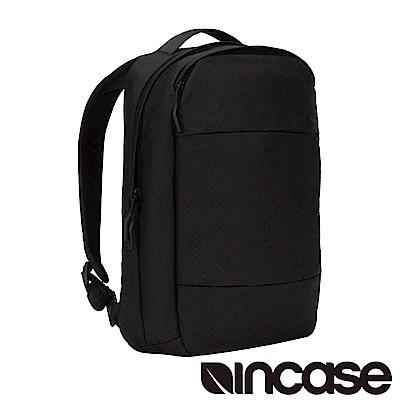 INCASE City Compact Pack 15吋 城市輕巧後背包 (鑽石格紋黑)