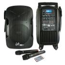 UR SOUND 卡拉OK藍芽/USB雙頻無線擴音機 PA80