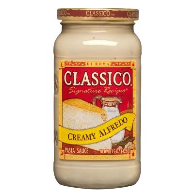 Classico 義大利麵醬-白醬原味(425g)