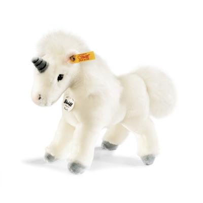 STEIFF德國金耳釦泰迪熊 - Starly Unicorn 獨角獸 (動物王國)