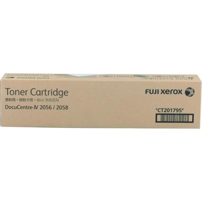 【福利品】FujiXerox富士全錄 CT201795 原廠黑色碳粉匣