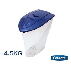 美國Petmate《Microban 飼料保鮮儲存桶》4.5kg