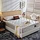 A家-正三線-酷涼感乳膠抗菌-護邊蜂巢獨立筒床墊