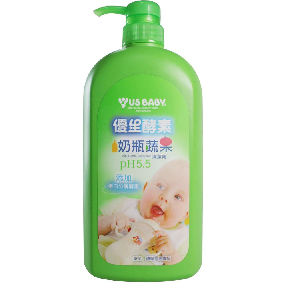 優生酵素奶瓶蔬果清潔劑1000ml