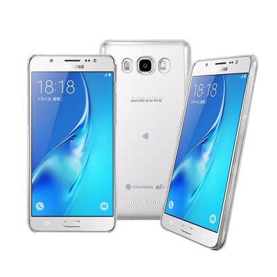 Metal-slim Samsung Galaxy J7(2016)高抗刮PC透...